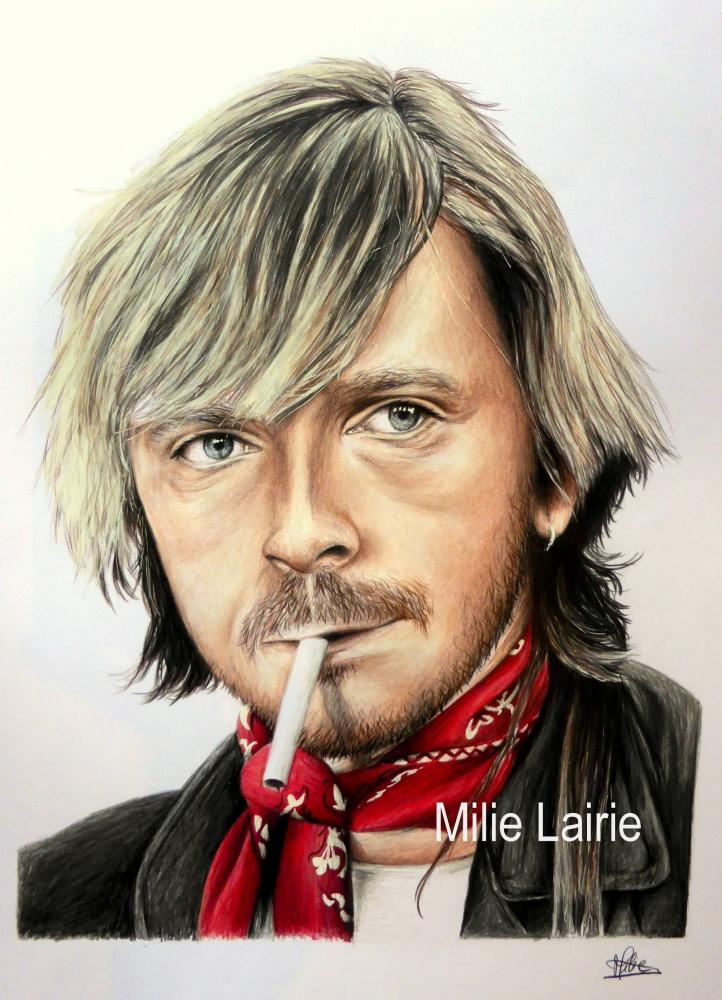 Renaud by Milie
